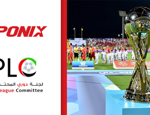 Sponix Point of View technology in UAE Cup final; again!