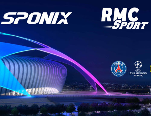 Sponix Tech in the UEFA Champions League