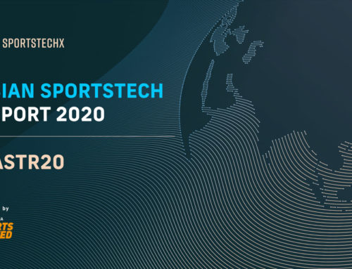 Sponix Tech in the first ever Asian SportsTech Report published by SportsTechX