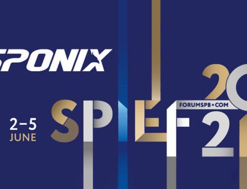 Sponix at SPIEF 2021